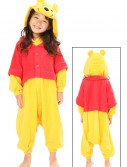 Kids Pooh Pajama Costume buy now