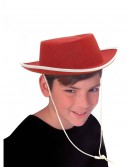 Kids Red Cowboy Hat buy now