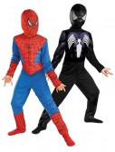 Kids Reversible Spiderman Costume buy now