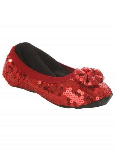 Kids Red Slippers buy now
