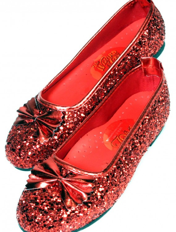 Kids Ruby Slippers Red Shoes buy now