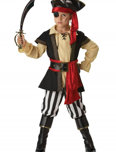 Kids Scoundrel Pirate Costume buy now