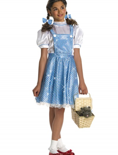 Kids Sequin Dorothy Costume buy now