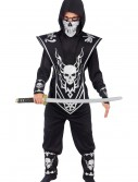 Kids Skull Ninja Costume buy now