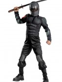 Kids Snake Eyes Muscle Costume buy now
