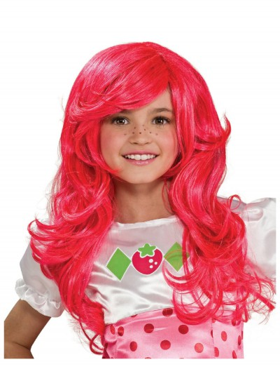 Kids Strawberry Shortcake Wig buy now