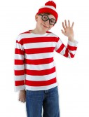 Kids Waldo Costume buy now