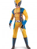 Kids Wolverine Origins Costume buy now