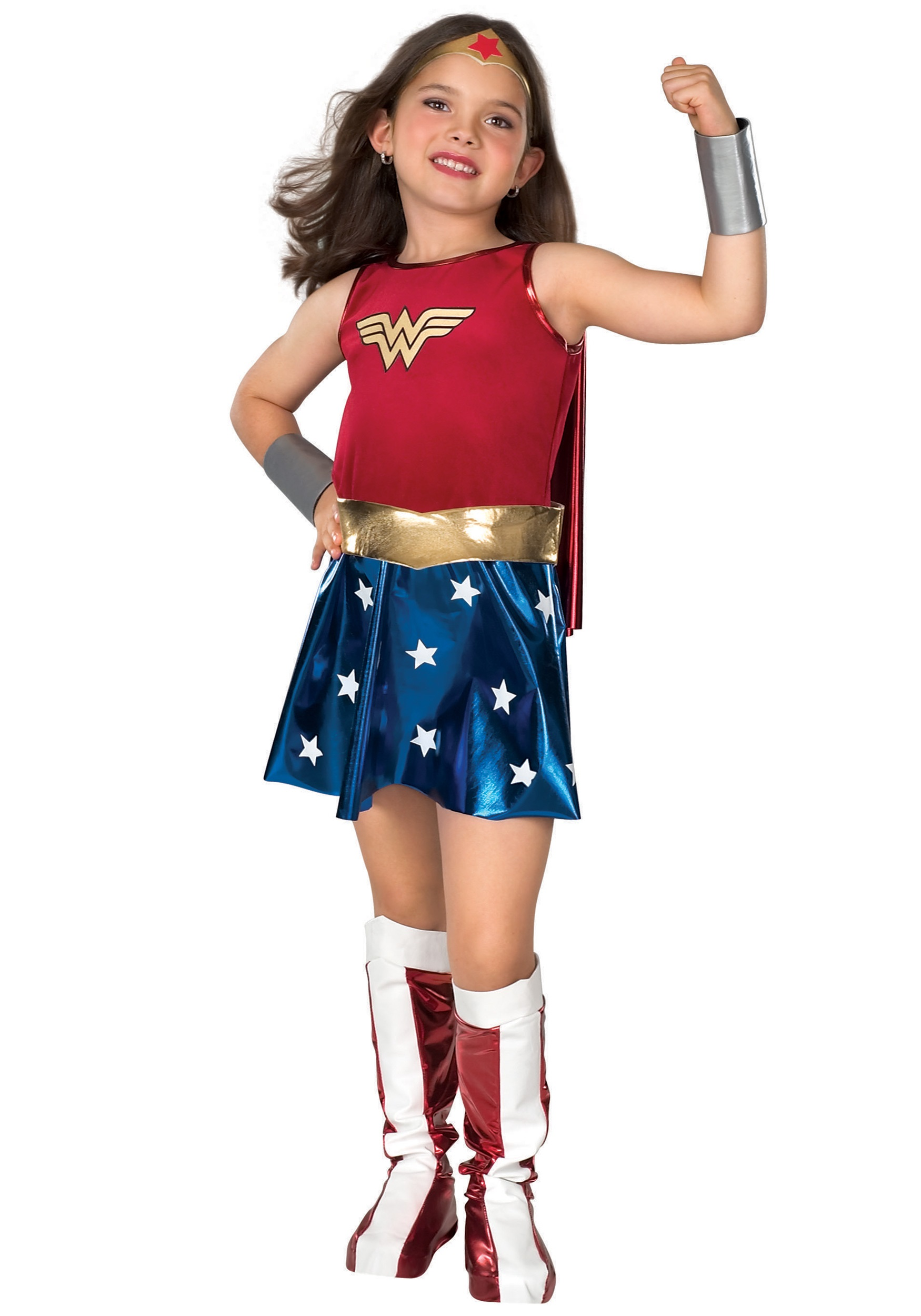 Kids Wonder Woman Costume Halloween Costumes