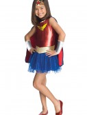 Kids Wonder Woman Tutu Costume buy now