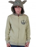 Kids Yoda Costume Hoodie buy now