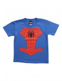 Kids Youth Spider-Man Costume TShirt buy now
