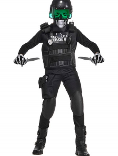 Kids Zombie Navy Seal Costume buy now