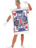King of Hearts Card Costume buy now