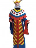 King of Hearts Playing Card Costume buy now