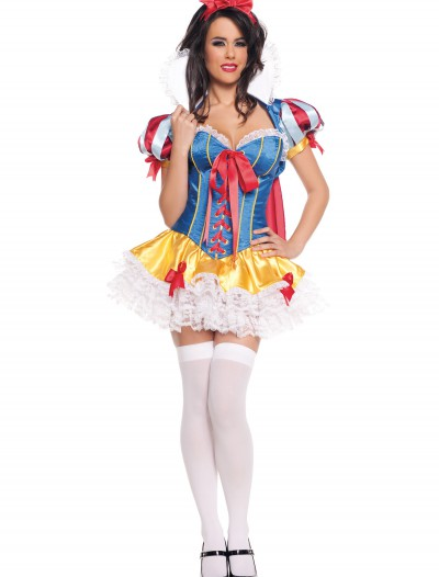 Lacy Sassy Snow White Costume buy now