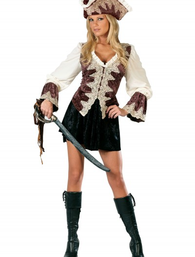 Ladies Royal Pirate Costume buy now