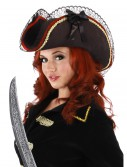Lady Buccaneer Black Hat buy now