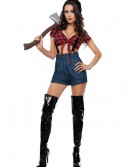 Lady Lumberjack Costume buy now