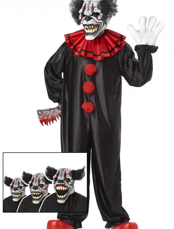 Last Laugh Clown Costume buy now