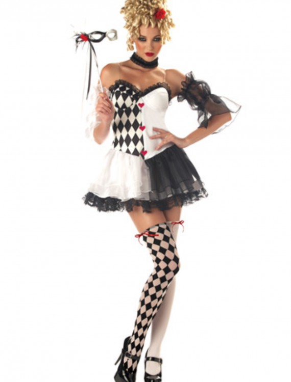 Le Belle Harlequin Costume buy now