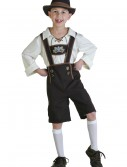 Lederhosen Boy Costume buy now