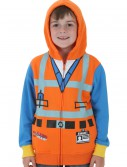Kids Lego Movie Emmet Costume Hoodie buy now