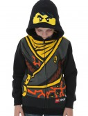 Lego Ninjago Cole Costume Hoodie buy now
