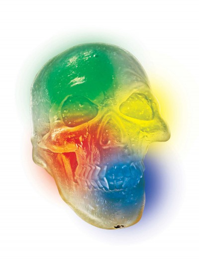 Light Up Indiana Jones Crystal Skull buy now