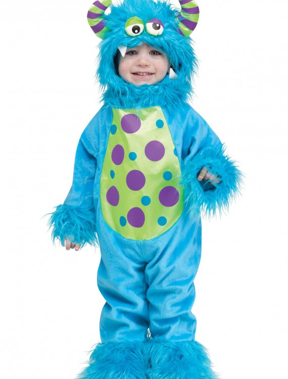 Li'l Monster Blue Costume buy now