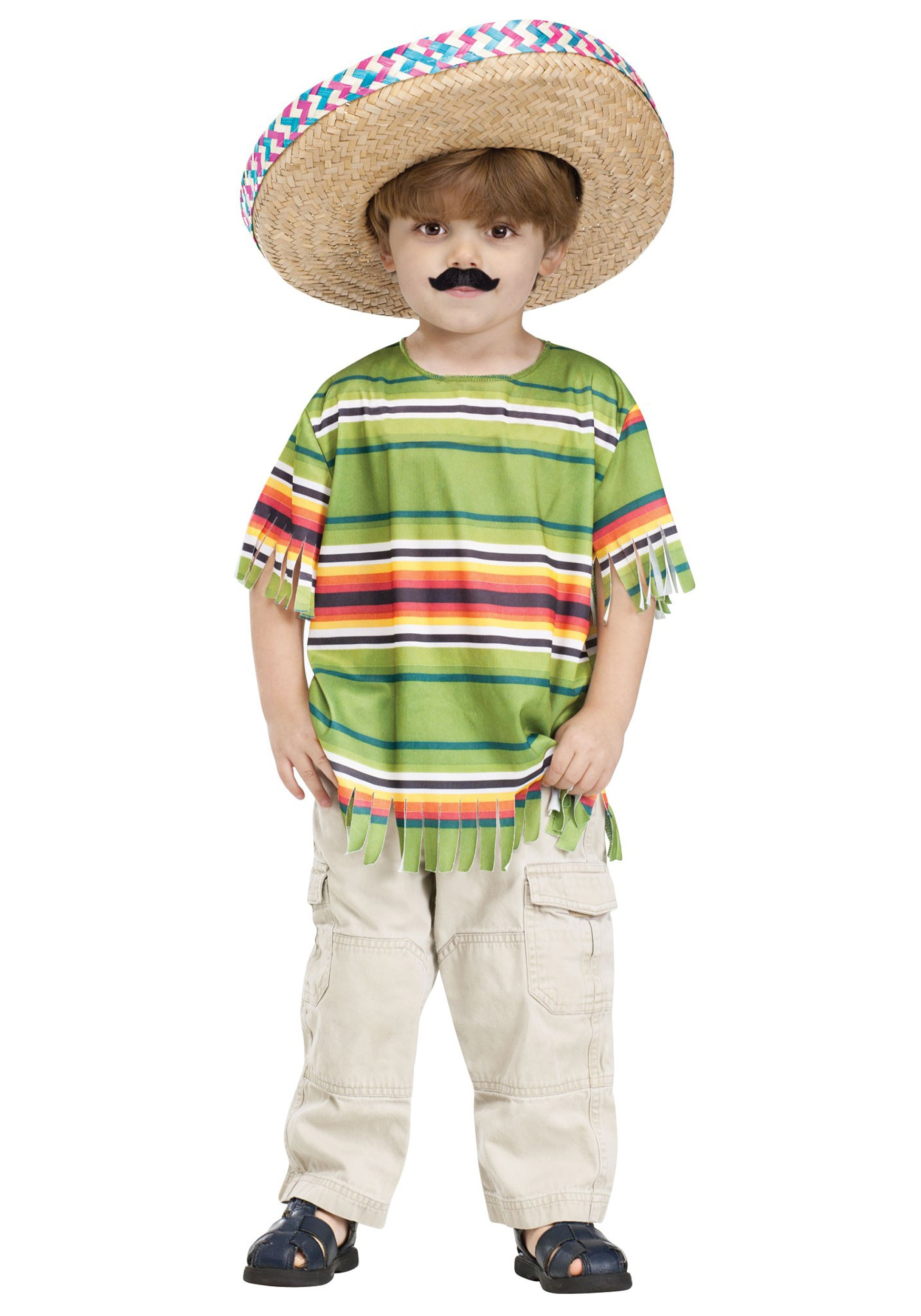 Little Amigo Costume  sc 1 st  Halloween Costumes & Little Amigo Costume - Halloween Costumes