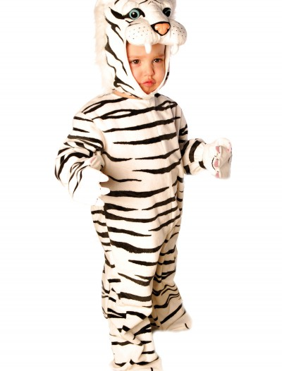 Little White Tiger Costume buy now