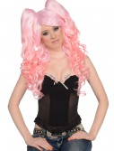 Long Light Pink 3 Piece Wig buy now