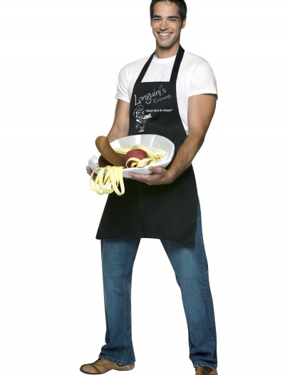 Longuini and Meatballs Costume buy now