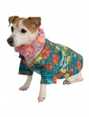 Luau Shirt Pet Costume buy now