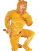 Macho Cowardly Lion Costume buy now
