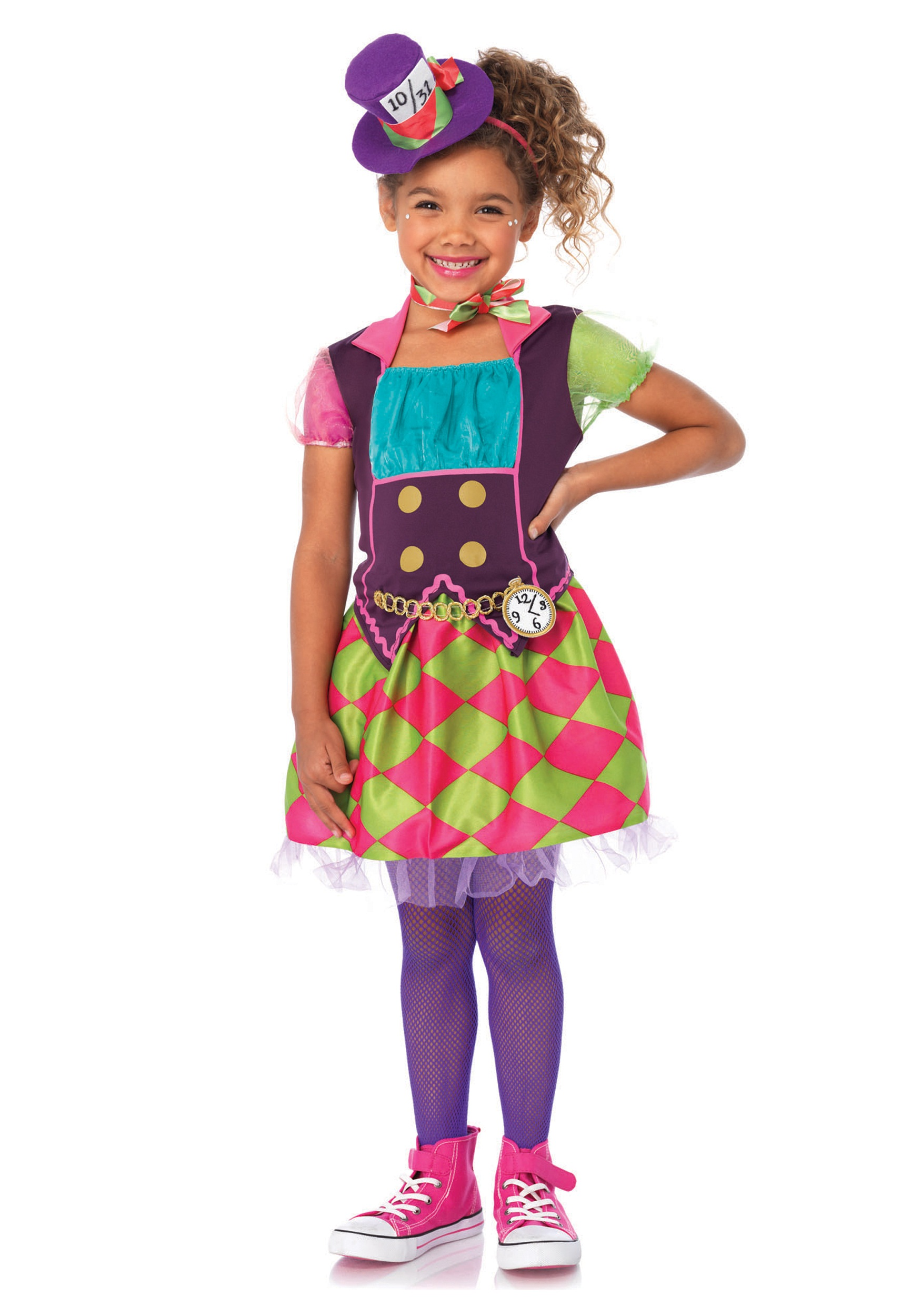 Mad Hatter Child Costume  sc 1 st  Halloween Costumes & Mad Hatter Child Costume - Halloween Costumes