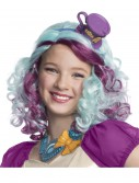 Madeline Hatter Wig with Headpiece buy now
