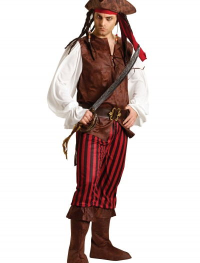 Male Caribbean Pirate Costume buy now
