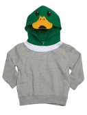 Mallard Duck Face Animal Hoodie buy now
