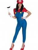 Women's Deluxe Mario Costume buy now