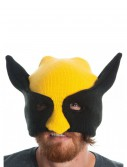 Marvel Wolverine Half Mask Knit Beanie buy now