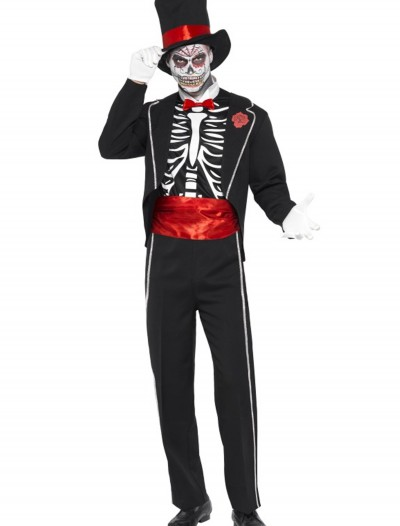 Mens Day of the Dead Costume buy now