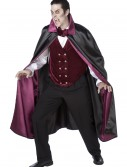 Mens Deluxe Vampire Costume buy now
