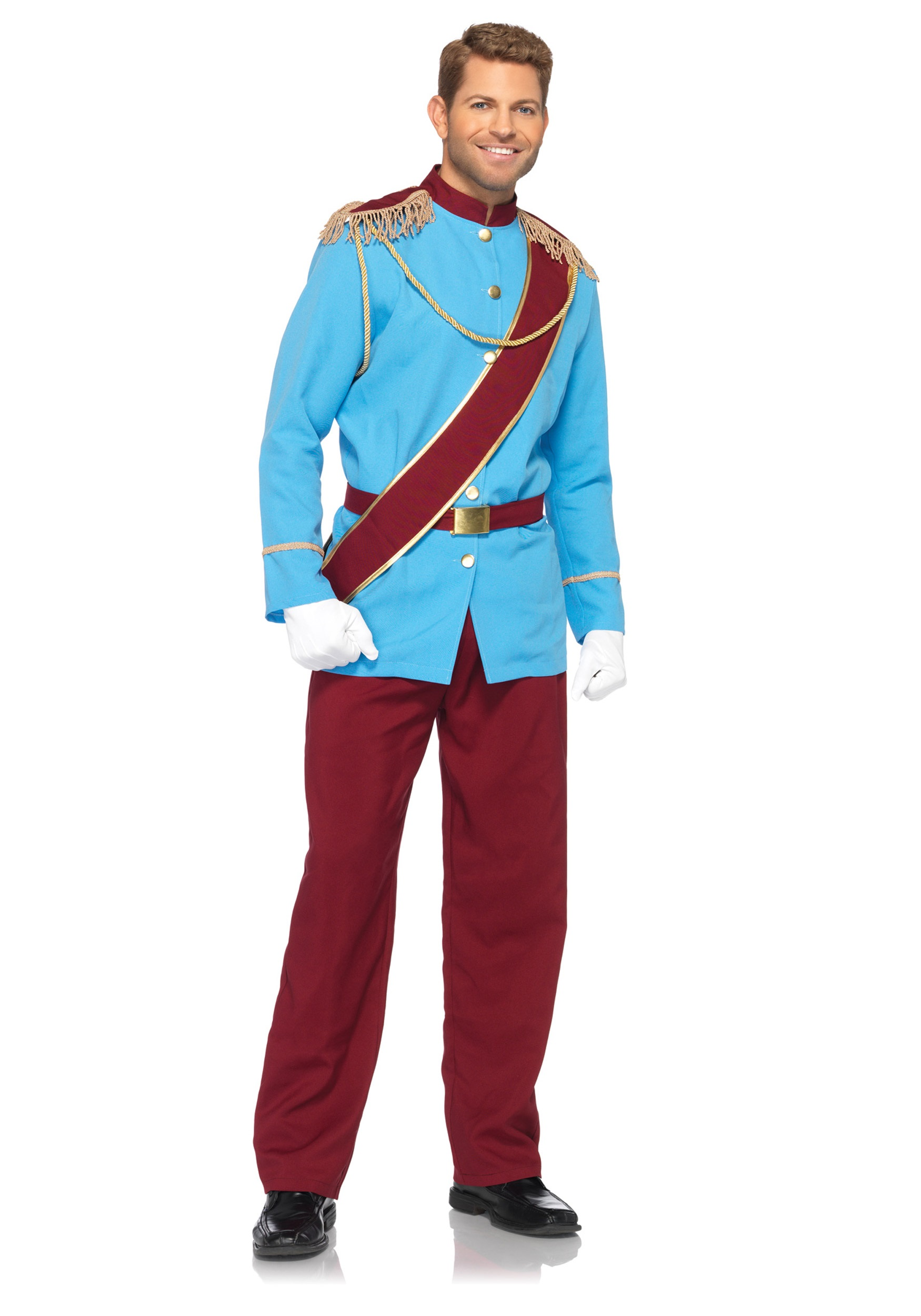 Menu0027s Disney Prince Charming Costume  sc 1 st  Halloween Costumes & Menu0027s Disney Prince Charming Costume - Halloween Costumes