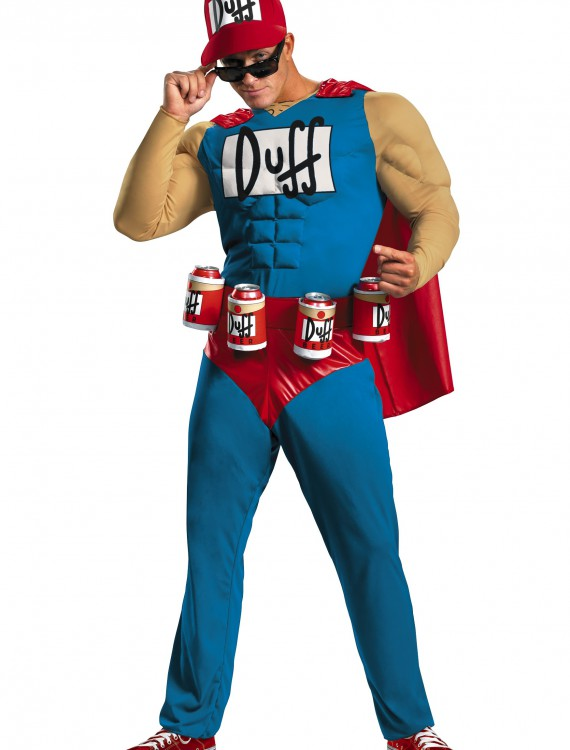 Men's Duffman Costume buy now
