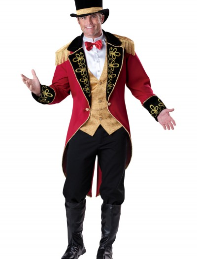 Mens Elite Ringmaster Costume buy now