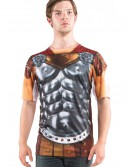 Mens Gladiator Costume TShirt buy now