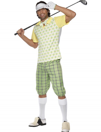 Mens Gone Golfing Costume buy now