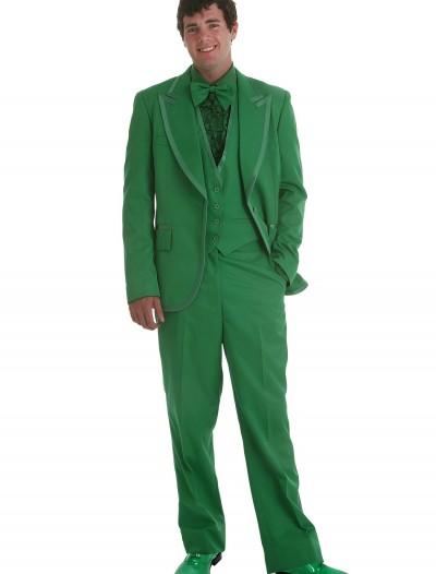 Men's Green Tuxedo buy now